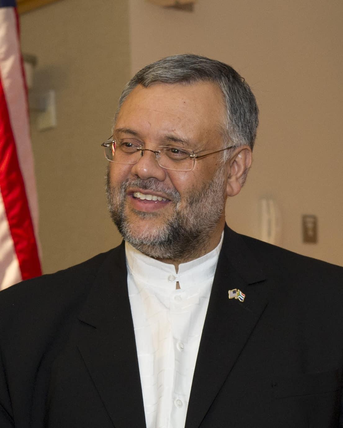 السفير إبراهيم رسول